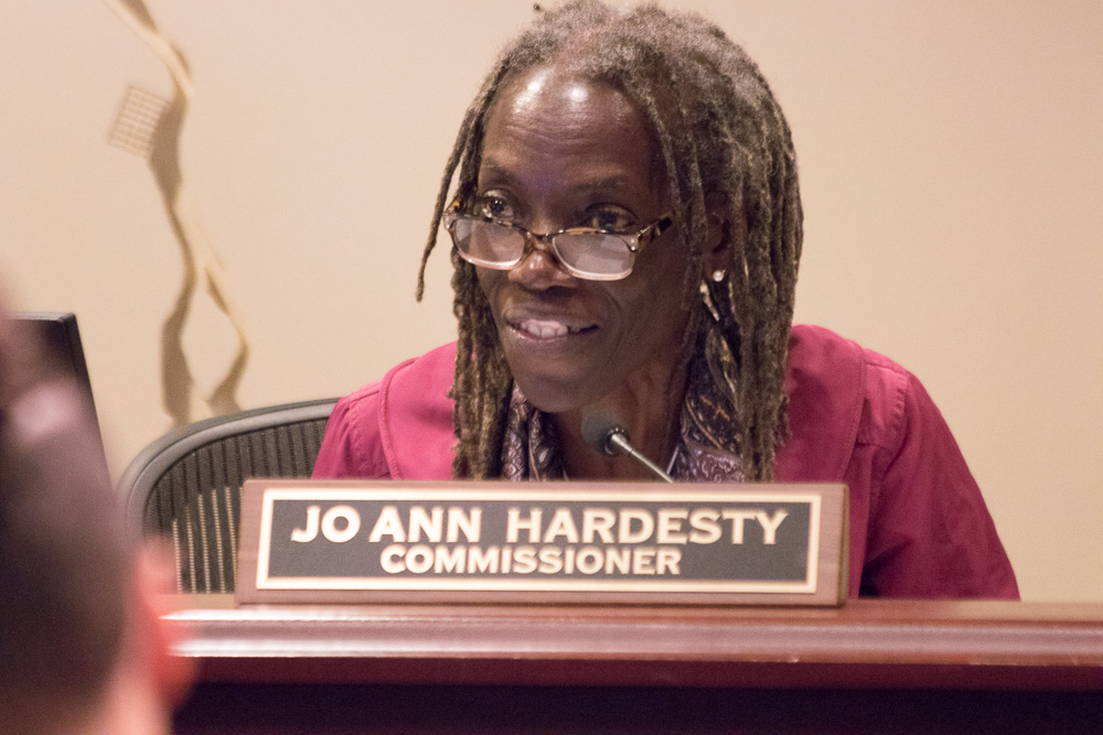 Commissioner Jo Ann Hardesty